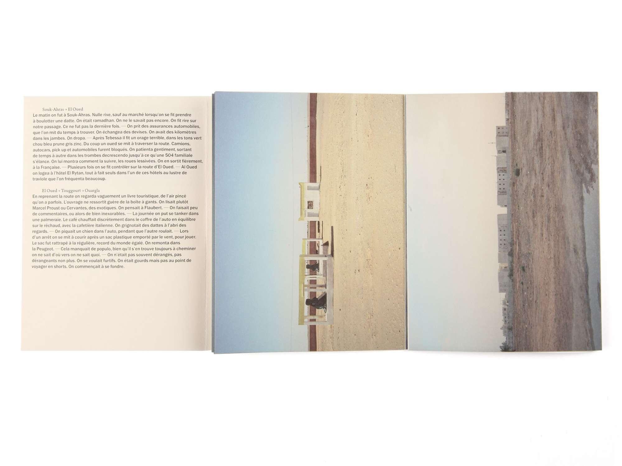 Philippe Poncet Pataquès Éditions cent pages photographies Algérie
