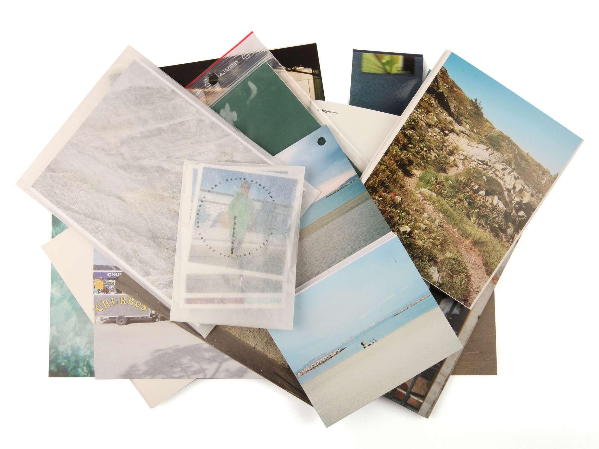 Philippe Poncet Pataquès Éditions cent pages photographies Aiguille du Midi La mer paysages de montagne
