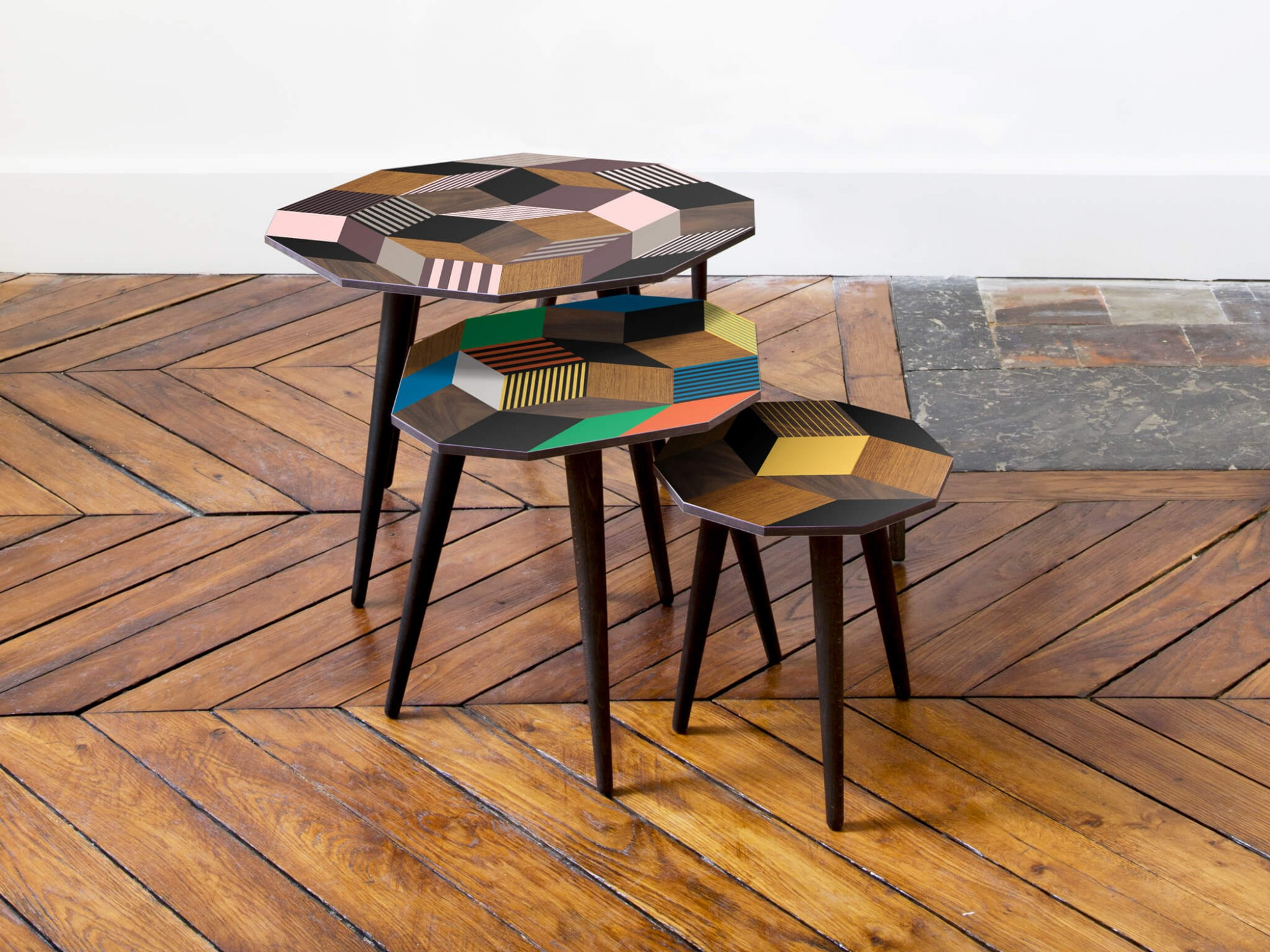 tables d'appoint Penrose