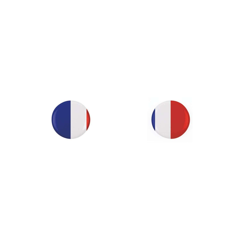 Ich&Kar aime la politique. De droite ou de gauche, choisissez votre camp, votre badge.