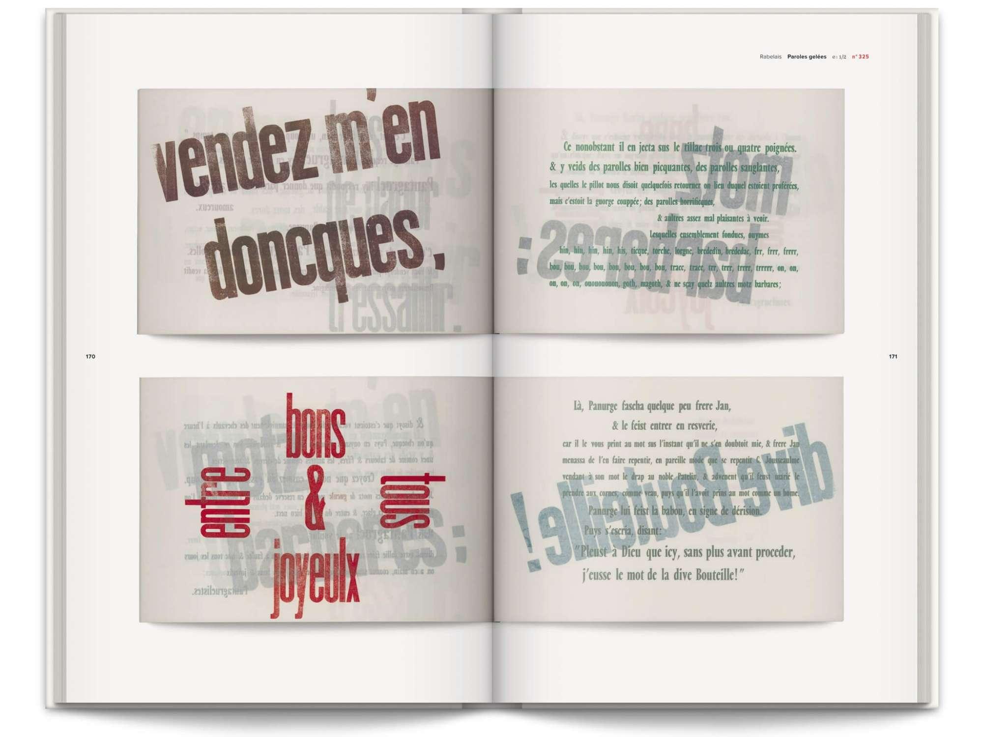 caractère typographiques de l'imprimeur jean jacques sergent livre dessiné par ich&kar