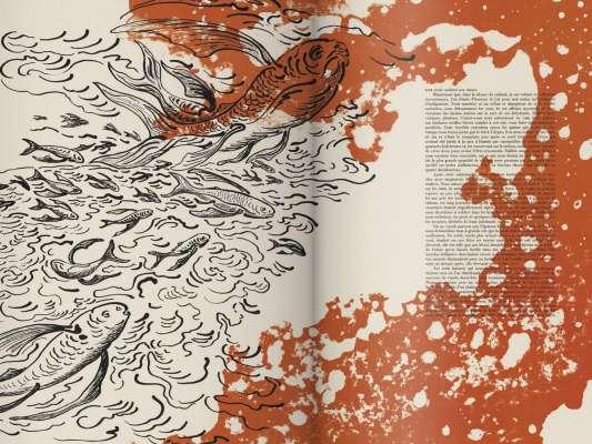 page intérieure du livre sur le typographe Jean Jacques Sergent.