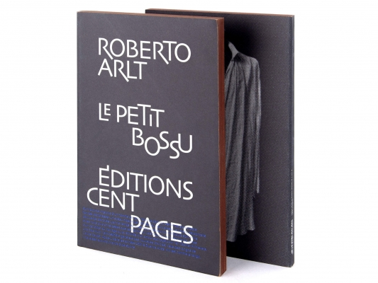 Roberto Arlt Le petit bossu Éditions cent pages Couverture
