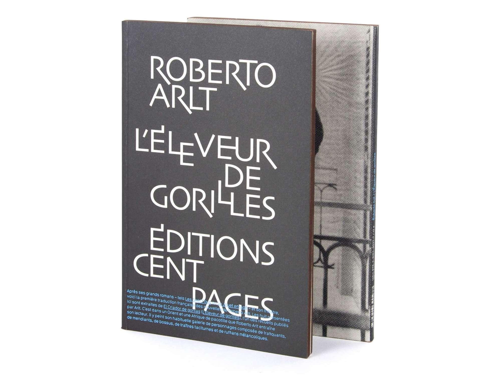 Roberto Arlt - L'éleveur de...