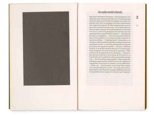 roman policier roman noir pages intérieures argot