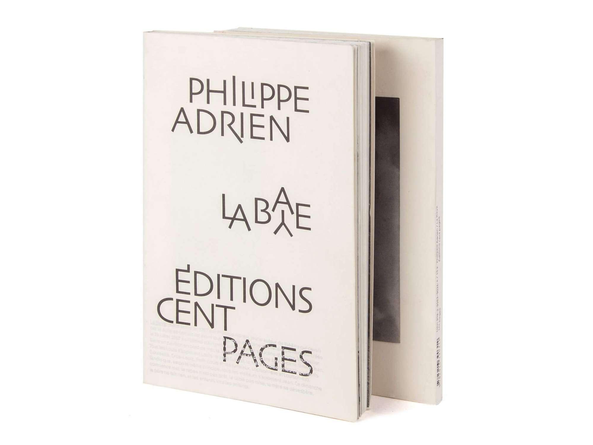 Philippe Adrien - La baye