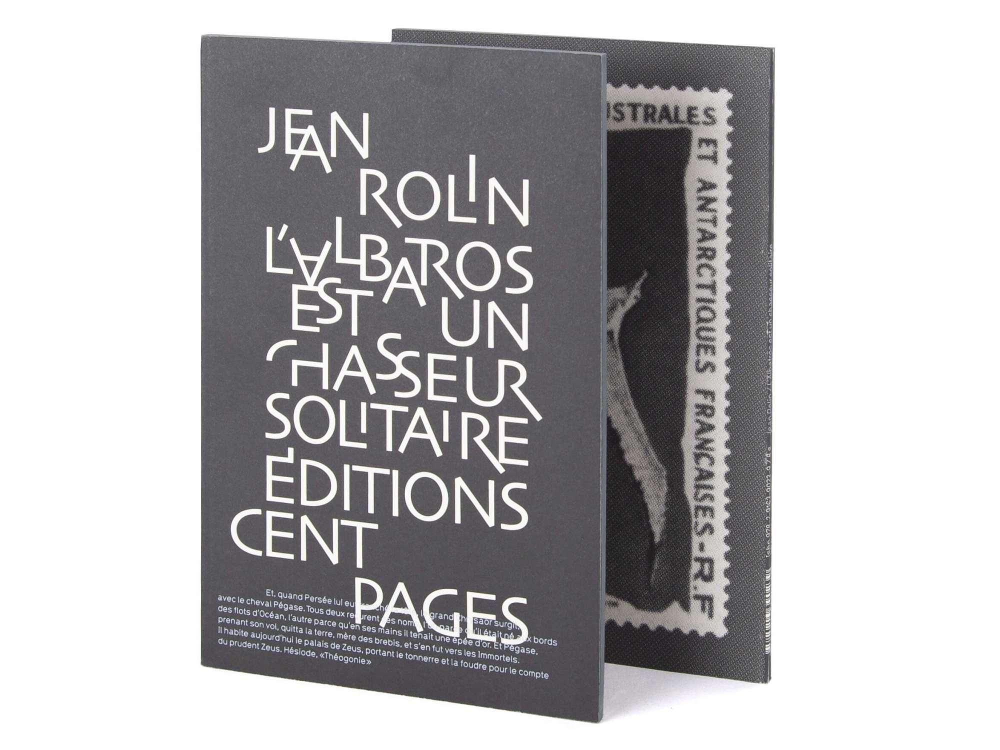 Jean Rolin - L'Albatros est...