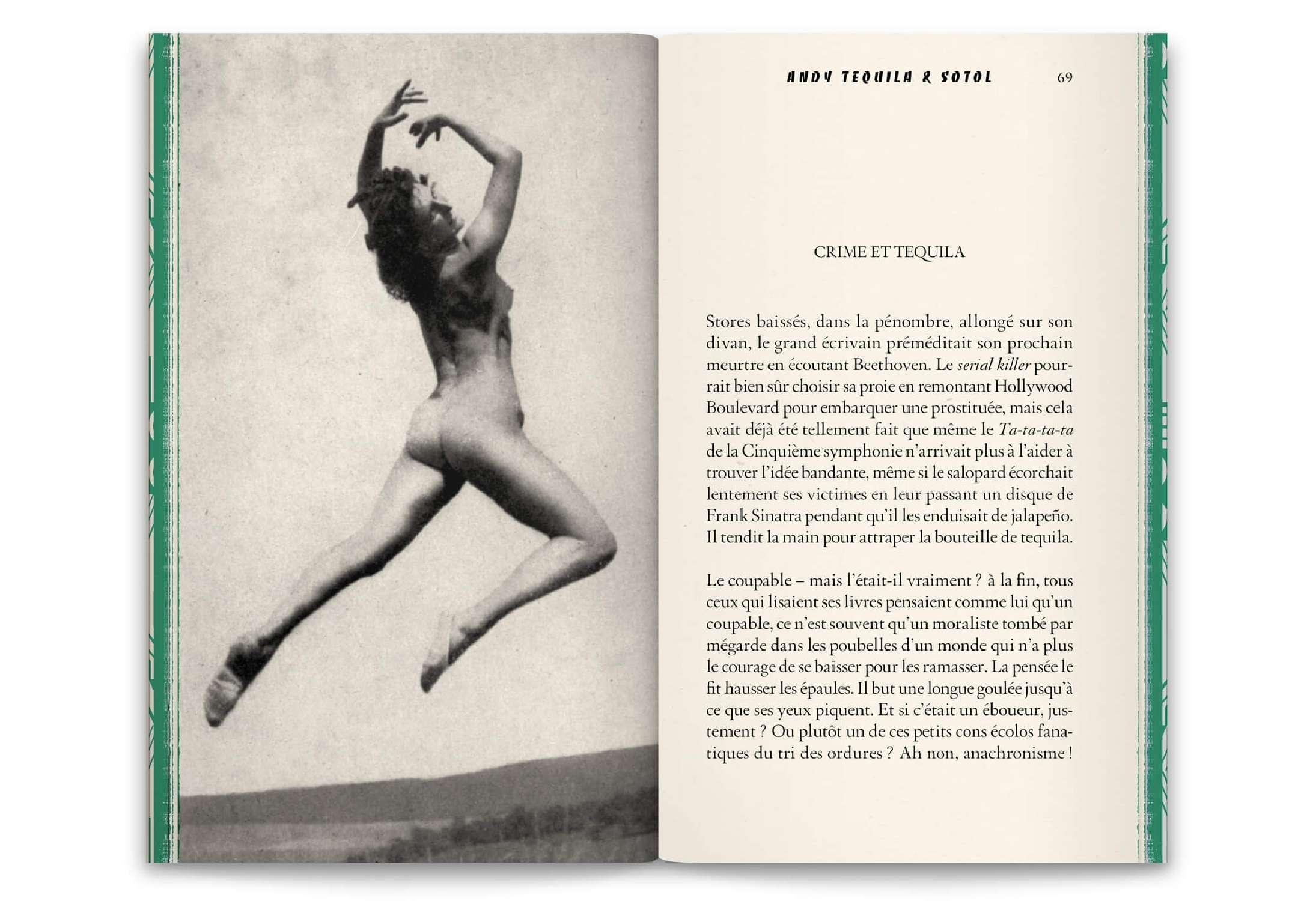 16 nouvelles de l'écrivain Christian Perrot pour le livre menu dessiné par IchetKar