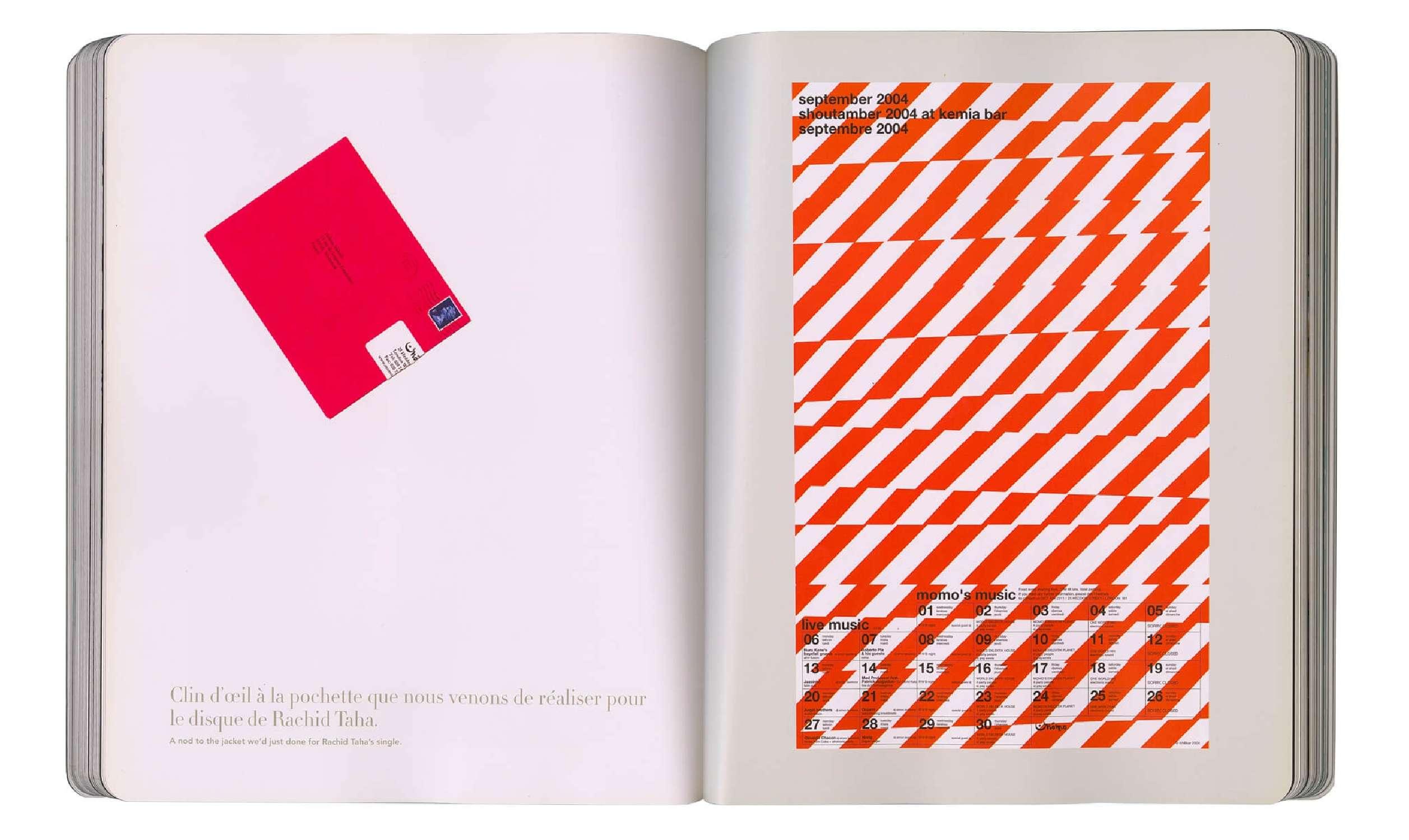 poster Tékitoi par Ich&kar pour Rachid Taha dans le livre IK diary at momo's