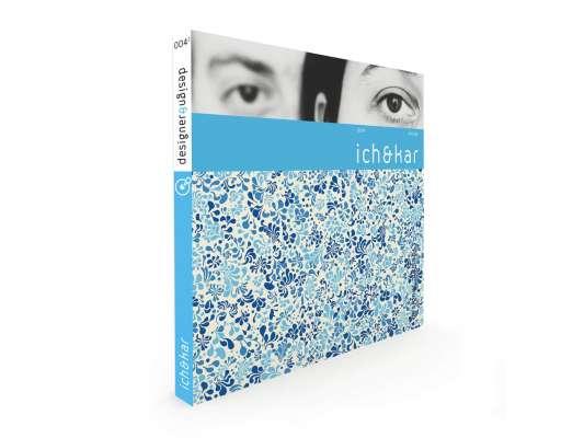 Couverture du livre ichetkar designs chez les éditions design et designer.