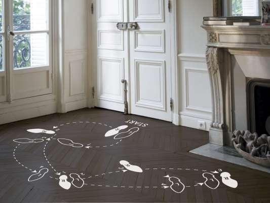 Quelques pas de tango dans votre salon, pour une décoration dansante, design ichetkar
