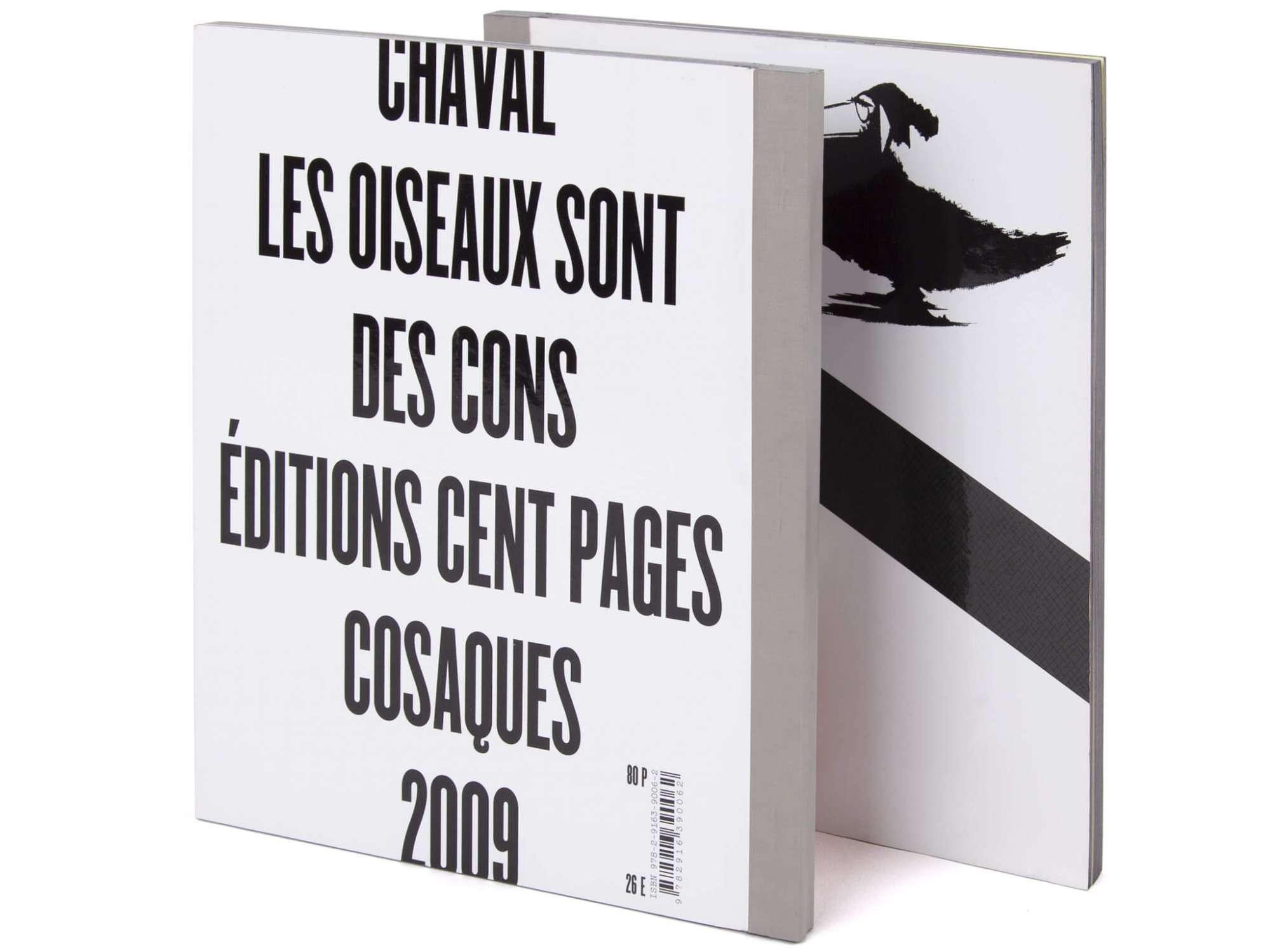 Chaval - Les oiseaux sont...