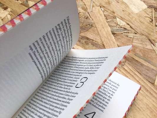 Interieur du livre un crime presque parfait de Roberto Arlt aux éditions cent pages
